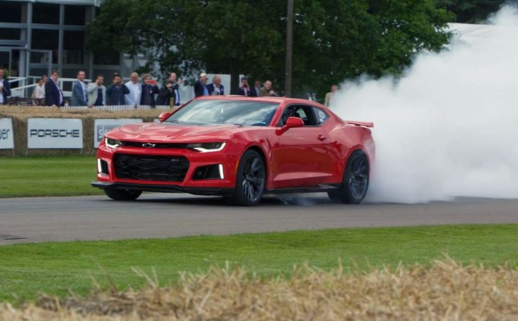 """The $65k question: Which """"new"""" Chevy would you rather have? A 2017 ZL1 or a 2017 C7 Stingray? 