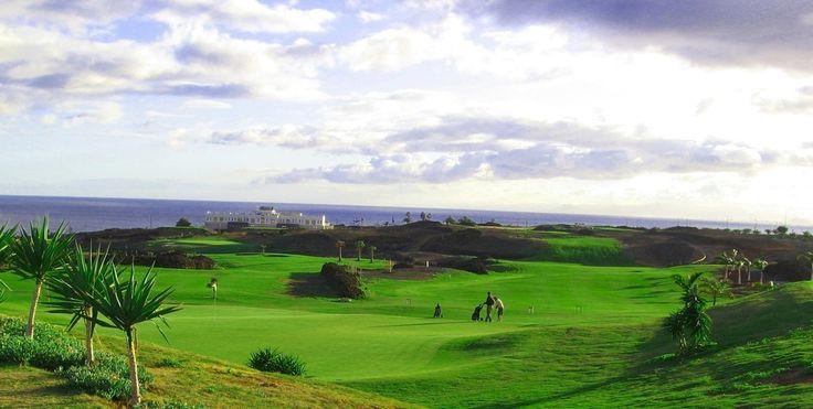 Lanzarote Golf, Puerto del Carmen.