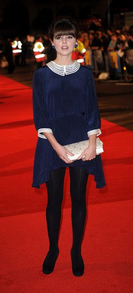 Ophelia Lovibond Photos - Nowhere Boy: Closing Gala Afterparty - Times BFI London Film Festival 2009