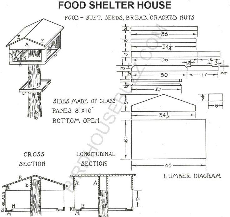 57 best Bird Feeder Plans images on Pinterest | Bird feeder plans ...