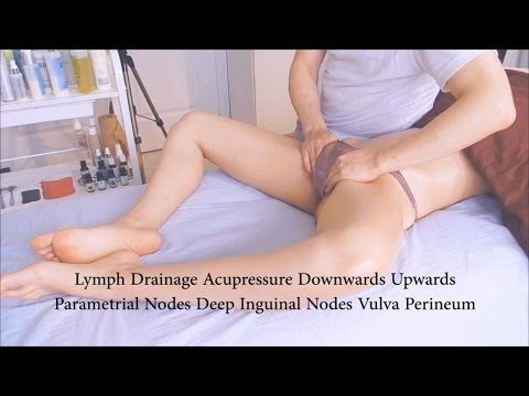 Massage vaginal perineal