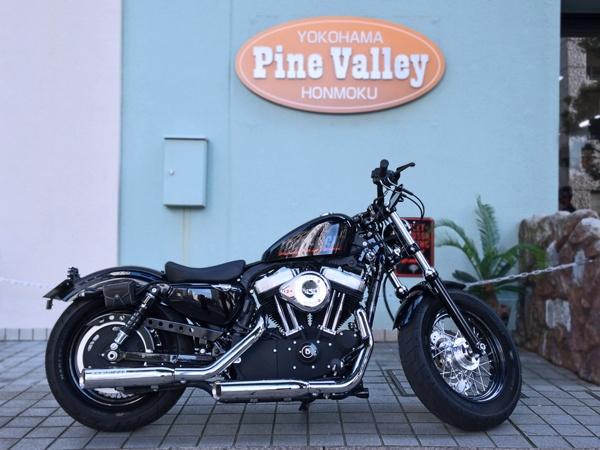 2012年9月26日ご来店  Harley FortyEight
