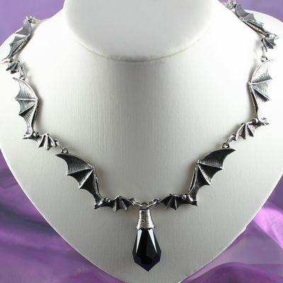 Alchemy Gothic - Elvira's Tryst Necklace