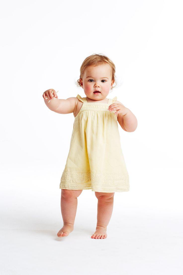 Limonata Dress in Citrus Yellow   http://www.purebaby.com.au/shop/baby-d1/mediterranean-collection-c53/limonata-dress-p2485
