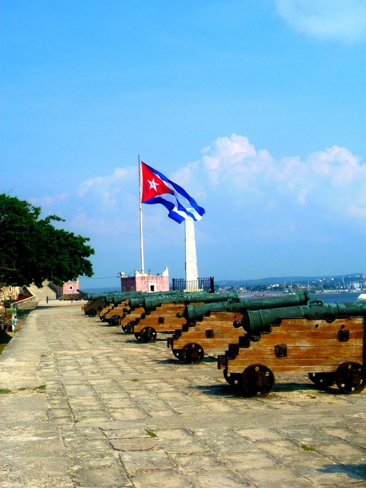 El Morro, Havana, Cuba.
