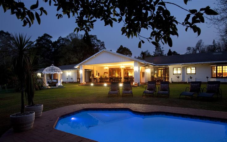 Loxley Guest House and Conference Venue.
