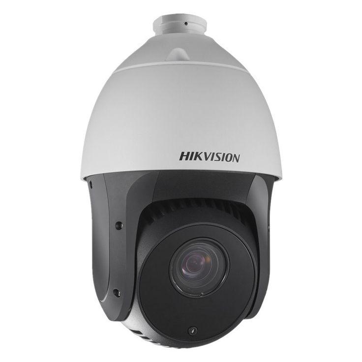 Hikvision DS-2AE5223TI-А DS-2AE5223TI-А HikVision DS-2AE5223TI-А - поворотная уличная видеокамера с разрешением 1920х1280 в погодоустойчивом корпусе с коэффициентом влагозащиты IP66 и подавителем напряжения для громозащиты. Модель оснащается мощной ИК-подсветкой, дальность действия которой достигает 150 м. Для получения четкого изображения в дневное время ее дополняет механический убираемый на ночь ИК-фильтр, поглощающий инфракрасное излучение. В HikVision DS-2AE5223TI-А вмонтирован…