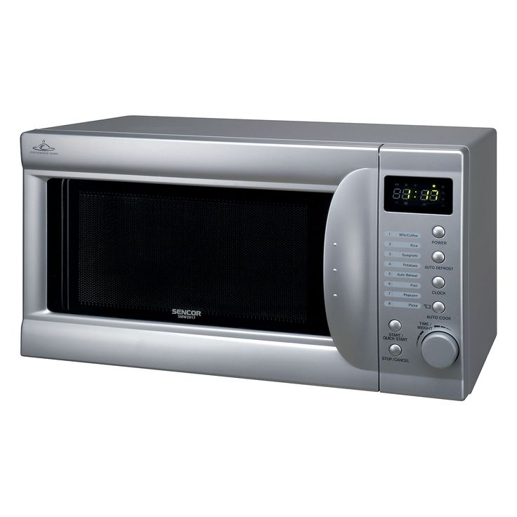 Microwave Oven SMW 3917 - Pre-programmed cooking (8 menus) - Quick start function - 5 microwave power levels
