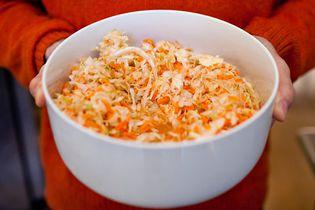 NYT Cooking: Sauerkraut