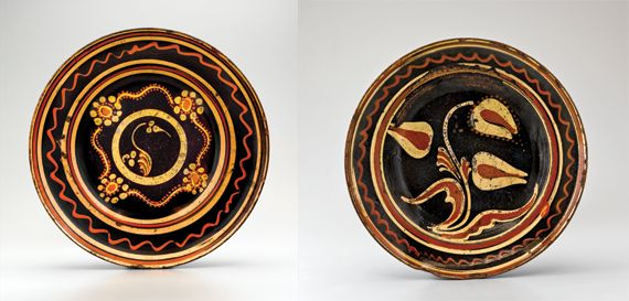 Earthenware Masterworks from the St. Asaph's Tradition
