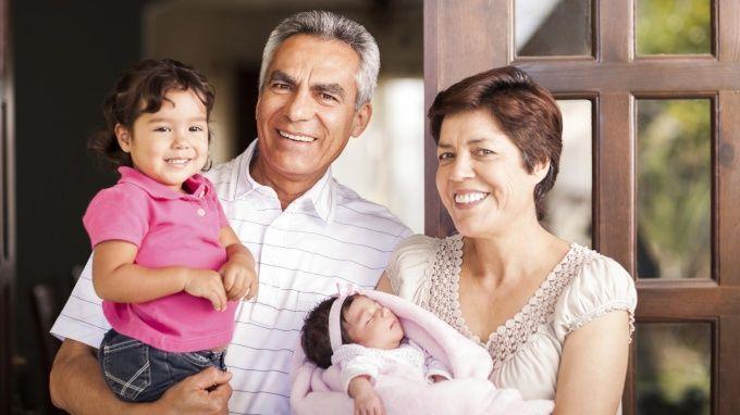 120 Top nicknames for grandparents