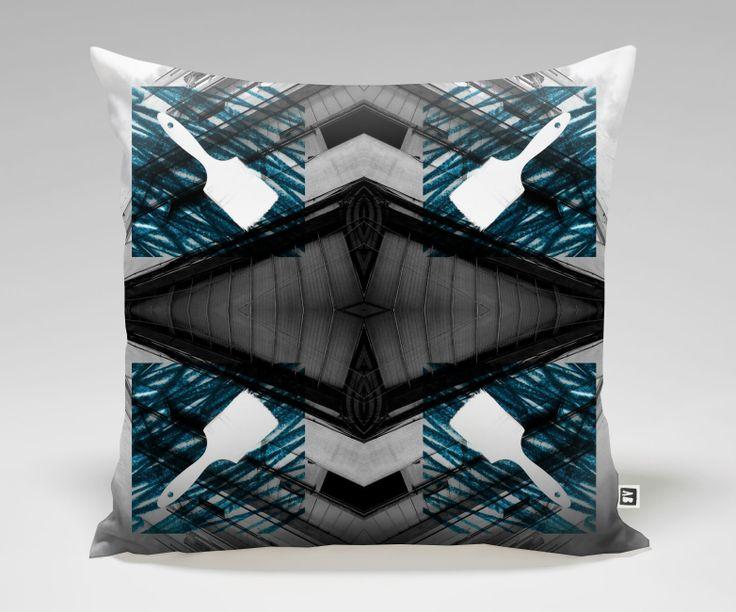 CLO Pillow #7 Paintbrush Factory