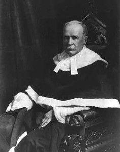 11 octobre 1916 : Charles Fitzpatrick devient gouverneur général du Canada par intérim