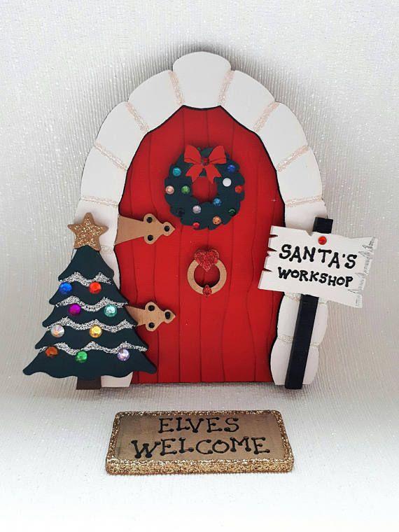 The 25+ best Santas workshop ideas on Pinterest