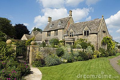 English Country Homes Made From Stone English Country House English Countryside Home Stone Houses