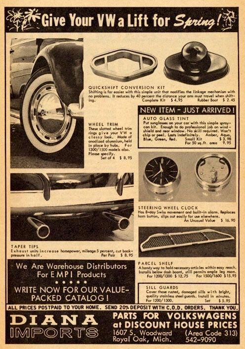 VolkswagonClassiccars | Vintage Adverts | Pinterest | Vw