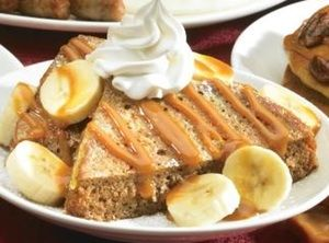 IHOP Banana Bread French Toast is listed (or ranked) 4 on the list IHOP Recipes