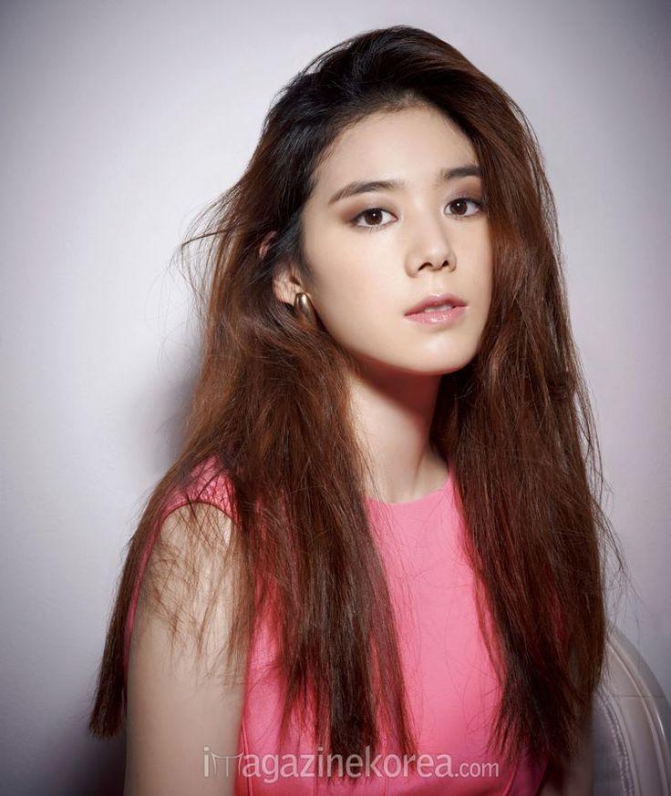 Jung Eun-chae // Harper's Bazaar Korea // September 2013