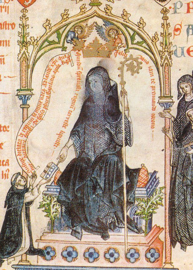 Kunhuta, dcera krále Přemysla Otakara II. a manželka mazovského knížete Boleslava II. Mazovského