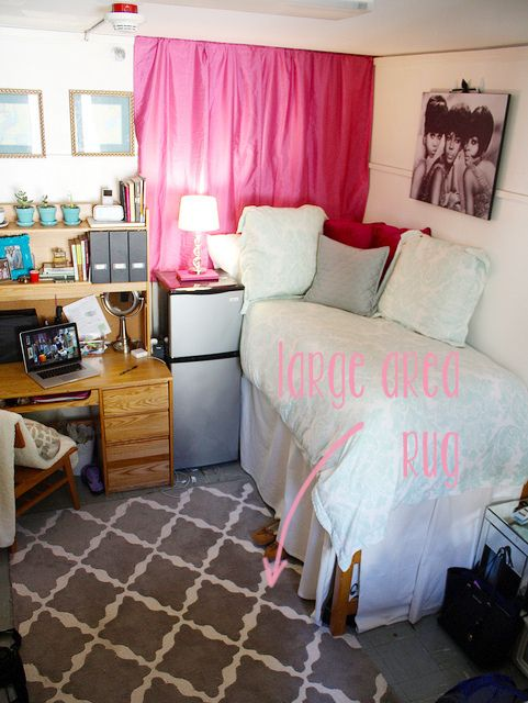 Dorm Room Rugs: 17 Best Images About Dorm Room Ideas On Pinterest