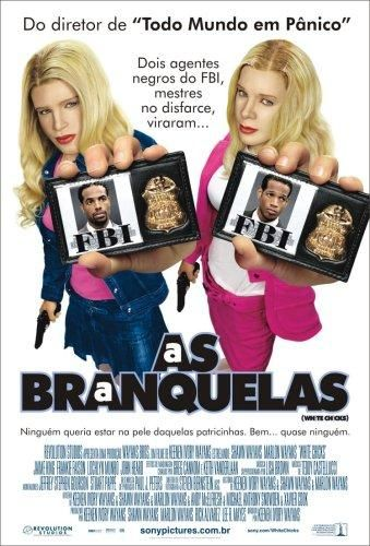 """As Branquelas"" (White Chicks - 2004)  Pinterest : ૐ @Bruno Turcatto ૐ"