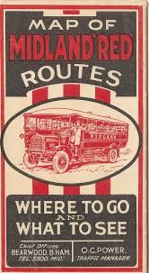 Image result for midland Red route maps