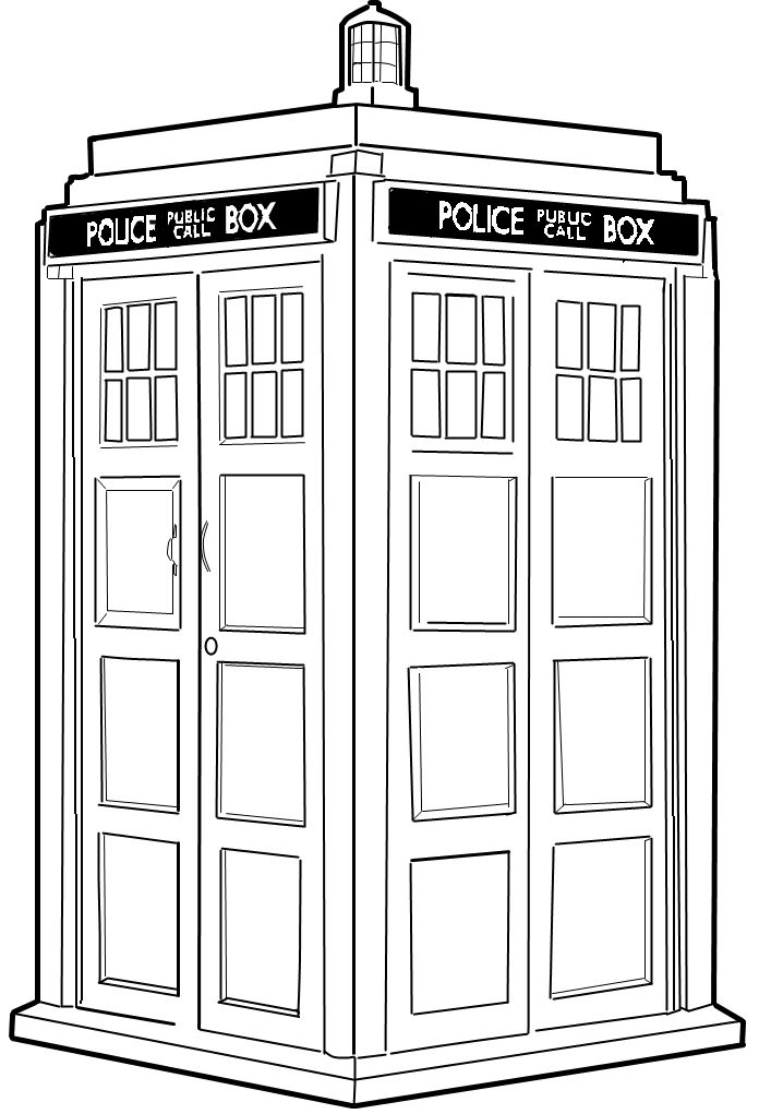 1000 images about doctor who on pinterest dr who for Doctor who tardis coloring pages