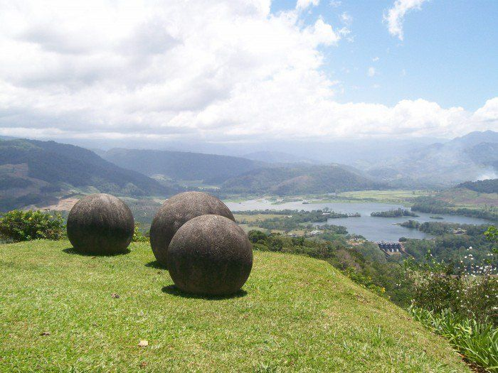 The Diquis Spheres are considered one of the greatest mysteries in the world. What is the story behind the hundreds of massive stone spheres that were accidentally found in