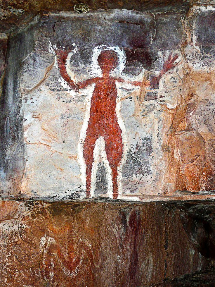 Aboriginal rock art (by stevo850)