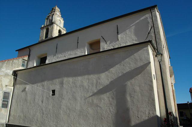 Cipressa (IM), Chiesa Parrocchiale della Visitazione