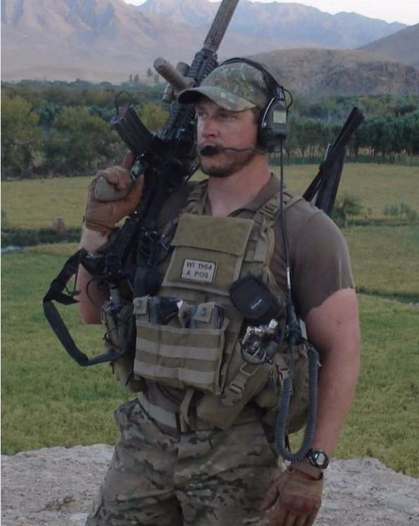 US Army Green Beret in Afghanistan - gadgetflye.com supports our servicemen & women