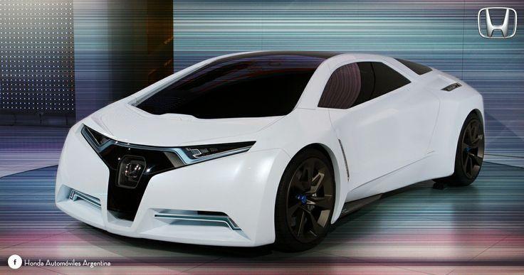 El FC Sport es un prototipo producido por Honda y presentado en Los Angeles Auto