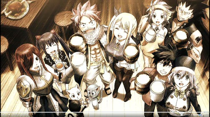 this is the last of fairy tail till the 3rd season