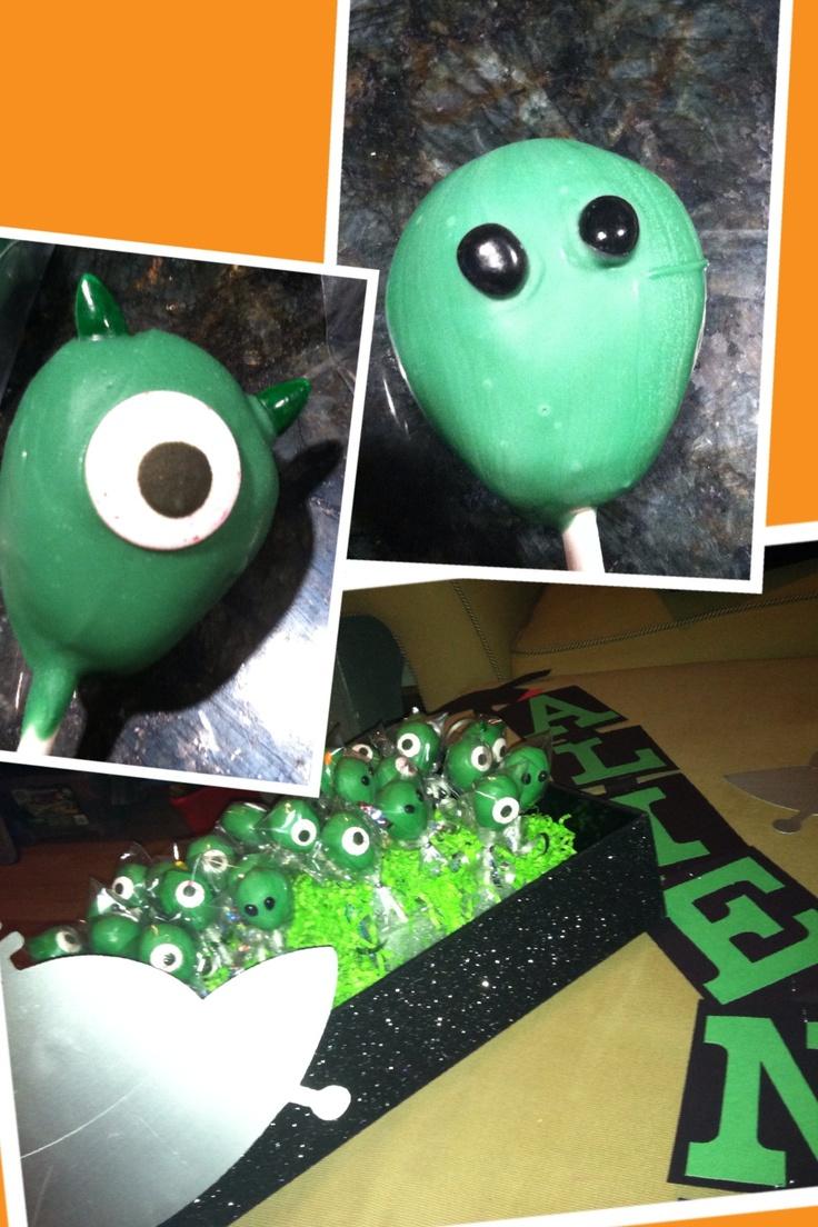 98 best Alien Party images on Pinterest
