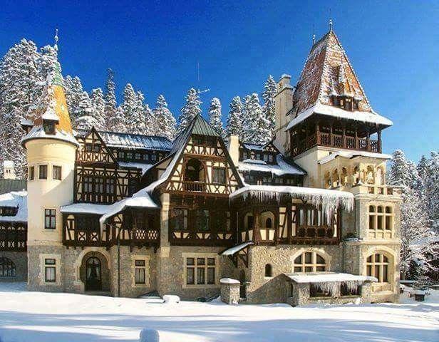 Castelul Pelisor,Romania
