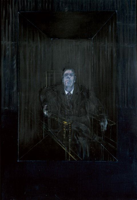 Francis Bacon 'study' 1953