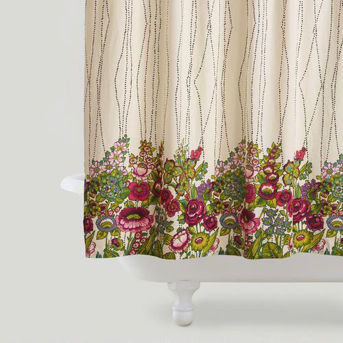 Rosalita Shower Curtain. World Market