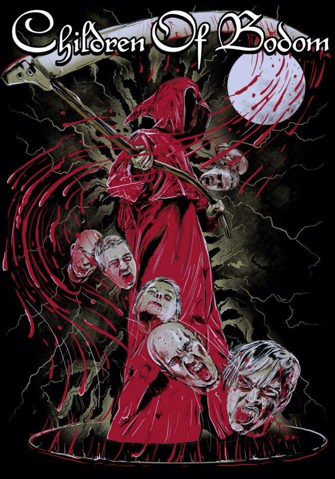 Children of Bodom - Roy the Reaper