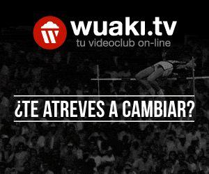 Prueba gratis el servicio de Wuaki TV durante un mes y disfruta de los mejores títulos del cine y series gratis sin permanencia.  Promoción válida para España.  Más información aquÍ: http://www.baratuni.es/2013/03/mes-gratis-en-wuaki-tv.html  #gratis #tvgratis #wuakitv #baratuni