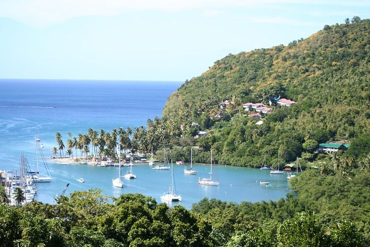 Flights from London, UK to St. Lucia from only £678 roundtrip