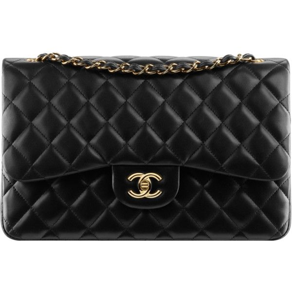 Bolsa grande ❤ liked on Polyvore featuring bags, handbags, chanel, purses, bolsa, chanel bags, chanel purses and chanel handbags