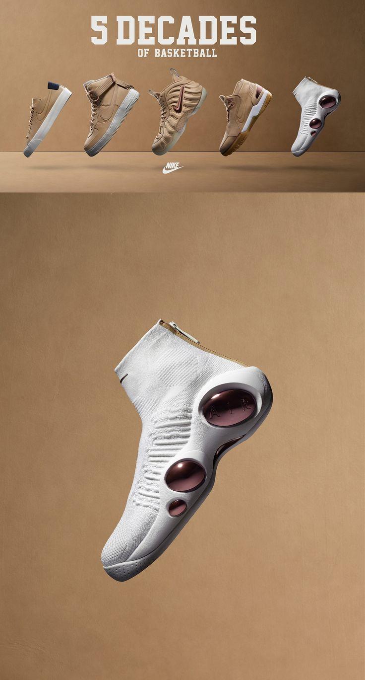 Nike 5 Decades of Basketball: Nike Bonafide