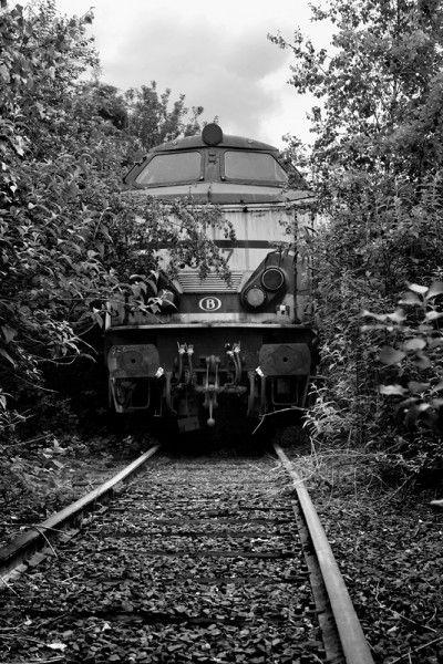 Emerge; SNCB Train Works © opacity.us