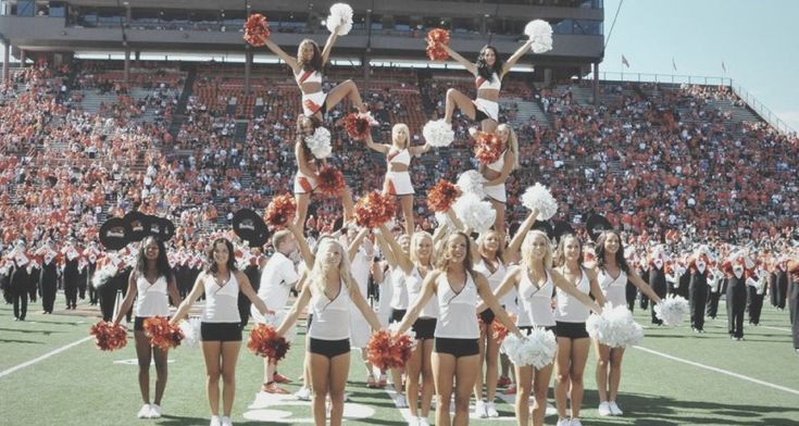 The Best Cheerleaders Have These Powerful Qualities