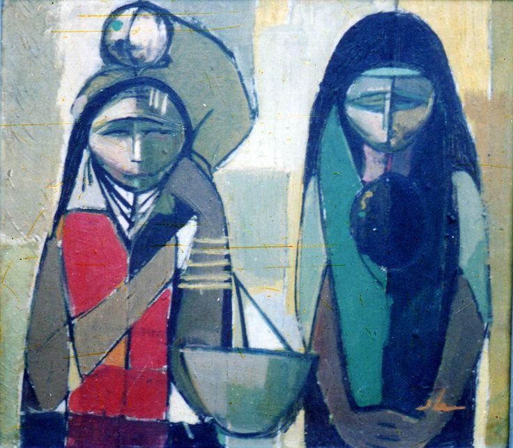 Untitled - Suad al-Attar