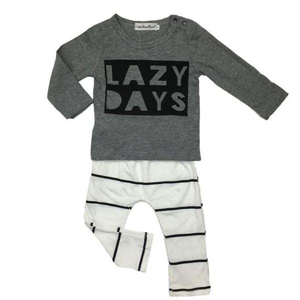 Lazy Days Clothing Set