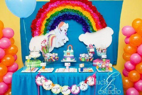my little pony birthday party - Buscar con Google