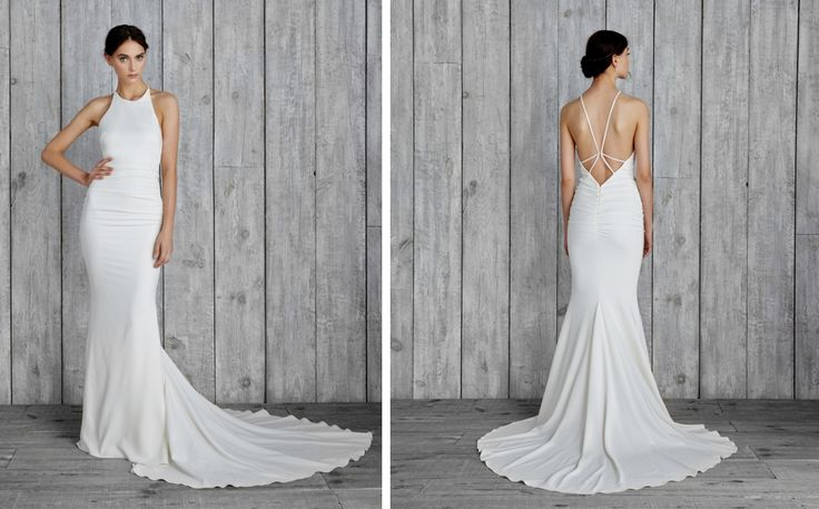 "Nicole Miller ""Morgan"" gown 