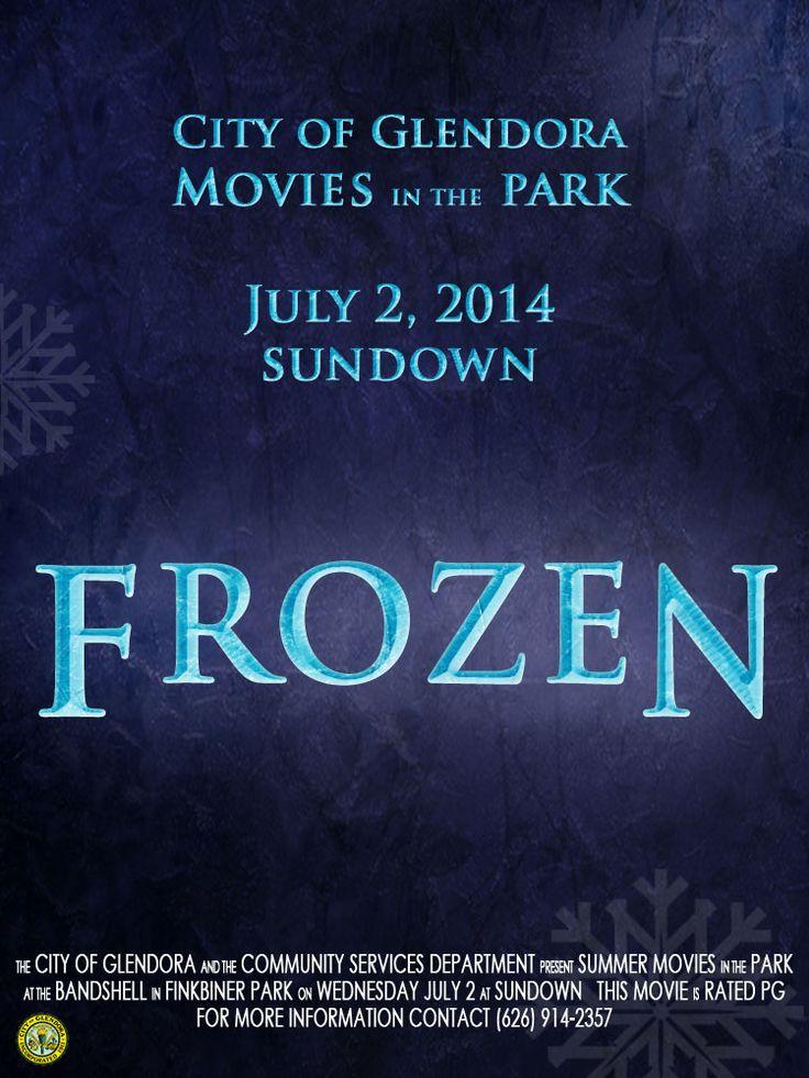 2014 Summer Movie in the Park | Frozen