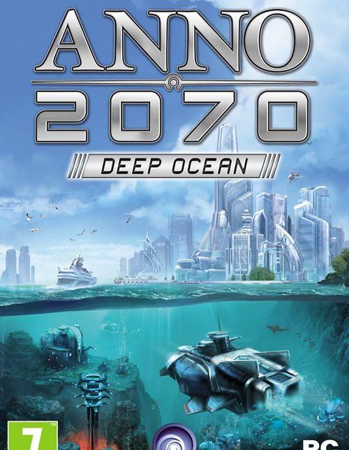 Anno 2070: Deep Ocean  Worldwide Region: Worldwide Language: Multilanguage Platform: Uplay  https://gamersconduit.com/product/anno-2070-deep-ocean-uplay-worldwide/
